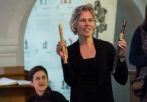 Leila Schoeneich Blockflöte Lichterfelde